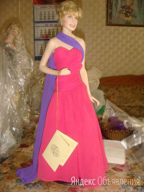 Кукла фарфор Принцесса Диана в вечернем платье винтаж 1998 год по цене 55000₽ - Куклы и пупсы, фото 0