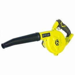 Воздуходувки и садовые пылесосы - Воздуходувка Ryobi R18TB-0 ONE+ 5133002915, 0