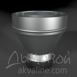 Комплектующие для радиаторов и теплых полов - Переход моно-термо 200/260 (430/430) 0.8мм ТиС, 0