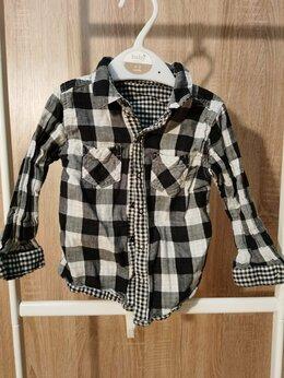 Рубашки - Рубашка на кнопках, 2 года, 0