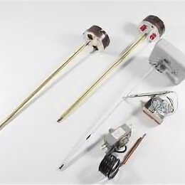 Аксессуары и запчасти - Термостат, терморегулятор для водонагревателя, 0