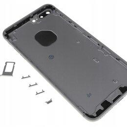 Корпусные детали - Корпус iPhone 7 Plus (возможна установка), 0