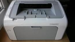 Принтеры и МФУ - Принтер лазерный HP LaserJet P1102 в отличном…, 0