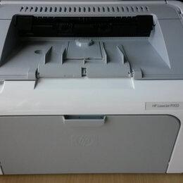 Принтеры и МФУ - Принтер лазерный HP LaserJet P1102 в отличном состояние, пробег ВСЕГО 10407 стр., 0