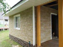 Фасадные панели - Фасадные панели под камень, 0
