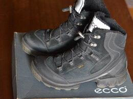 Ботинки - Детские ботинки Ecco Biom Hike GTX Kids, б.у, 0
