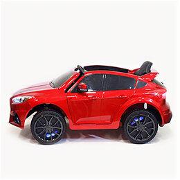 Транспорт на запчасти - RiverToys Автомобиль Ford Focus RS DK-F777 красный, 0
