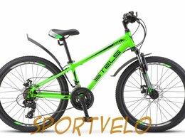 Велосипеды - Велосипед подростковый STELS Navigator 400 MD…, 0