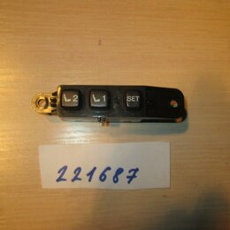 GPS-трекеры - Кнопка многофункциональная памяти сиденья, 0