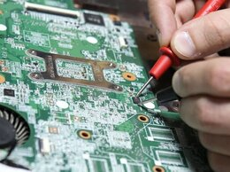 Ноутбуки - Восстановление, ремонт цепи питания ноутбука, 0