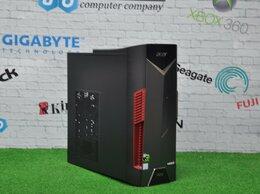 Настольные компьютеры - Системны блок игровой Acer Nitro N50-600, 0