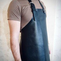 Одежда - Фартуки из натуральной кожи, 0