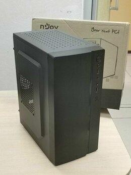 Настольные компьютеры - Новый Core i7 (Xeon) 12gb, m.2 SSD, 0