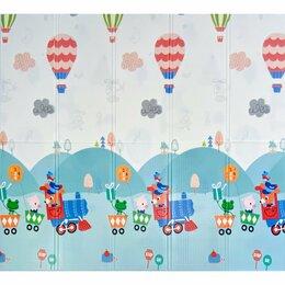 Развивающие коврики - Коврик детский складной 200*180*1, 0