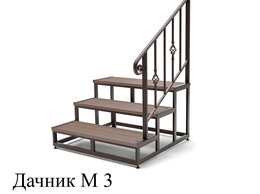 Лестницы и элементы лестниц - Лестница приставная ДАЧНИК М 3  , 0
