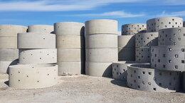 Железобетонные изделия - ЖБИ бетонные кольца, плиты перекрытия ПП. днища…, 0