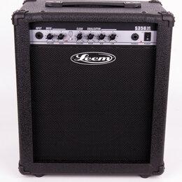 Гитарное усиление - Комбик гитарный 35Вт Leem S35G, 0