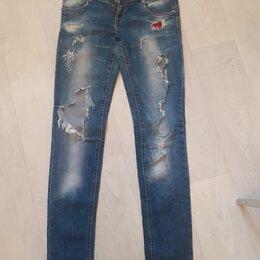 Джинсы - Продам джинсы состояние хорошее размер 28-29, 0