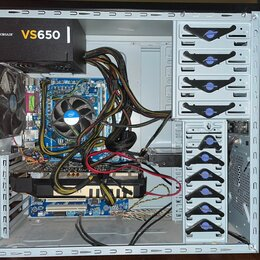 Настольные компьютеры - Компьютер i5 3470/16 GB/GTX 970 + GTX 570/ 1 TB…, 0