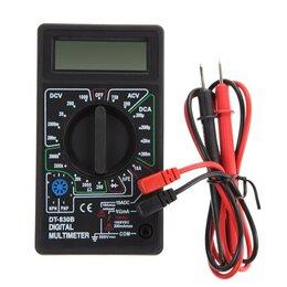 Измерительные инструменты и приборы - Мультиметр цифровой DIGITAL DT-830B, 0