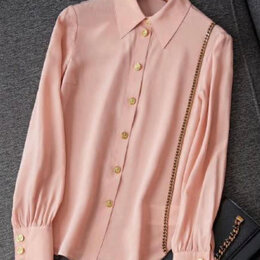 Блузки и кофточки - Шёлковая блузка Gucci, 0