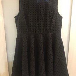 Платья - Чёрное платье , 0