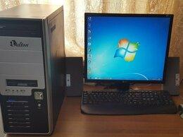 Настольные компьютеры - 😊core i5- 660,озу 4gb,4 потока,ПК в комплектации, 0