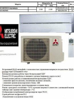 Кондиционеры - Сплит-система Mitsubishi  Electric LN (R32)…, 0