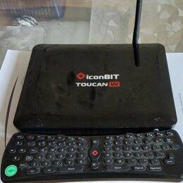 ТВ-приставки и медиаплееры - IconBit Toucan W, 0
