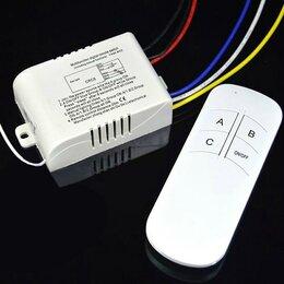 Программируемые логические контроллеры - Пульт управления светом  2-х/3-х/4-х режимный белый/черно-серый, 0