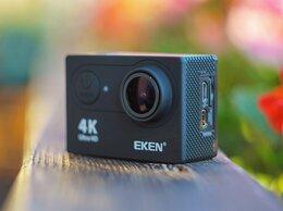 Экшн-камеры - Экшн-камера EKEN H9 Ultra HD, 0
