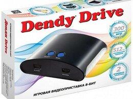 Игровые приставки - Игровая приставка 8 bit Dendy (300 в 1) + 300…, 0