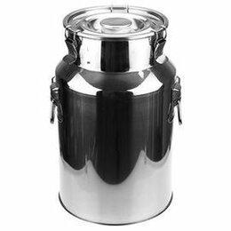 Ёмкости для хранения - Фляга 38 литров нержавейка, 0