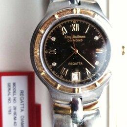 Наручные часы - Часы Krug Baumen (Англия) новые, 0