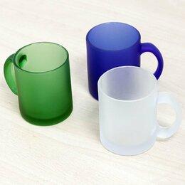 Декоративная посуда - Кружка стеклянная, 0