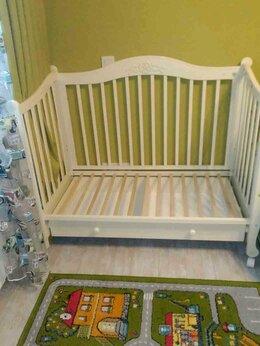 Кроватки - Детская кроватка на колесиках Гандылян Моника, 0