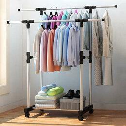Комплектующие - Вешалка напольная для одежды, 0