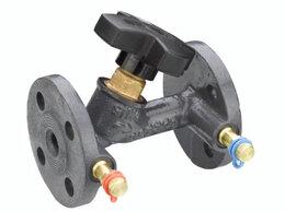 Запорная арматура - Ручной балансировочный клапан с фланцевым…, 0