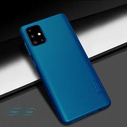 Чехлы - Чехол бампер Nillkin Frosted для Samsung A71, 0
