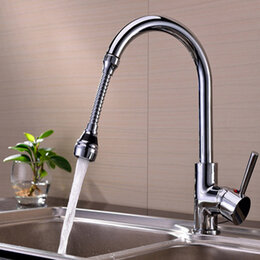 Строительство - Экономитель воды аэратор с удлинителем на кран , 0