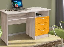Столы и столики - Письменный стол Бриз 1100 (МДФ, квадрат), 0