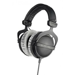 Наушники и Bluetooth-гарнитуры - Наушники Beyerdynamic DT 770 Pro (250 Ohm), 0