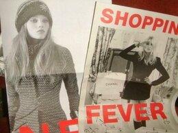 Литература на иностранных языках - Каталог мода Шанель Chanel 2010 год  и постер на…, 0