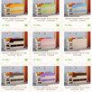ДЕТСКАЯ КРОВАТЬ-ЧЕРДАК АСТРА 9 V3 ДУБ МОЛОЧНЫЙ - ОРЕХ по цене 15350₽ - Кровати, фото 2