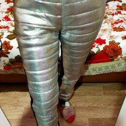Брюки - Теплые штаны новые, 0