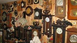 Часы настенные - Настенные часы. Старинные. СССР, 0