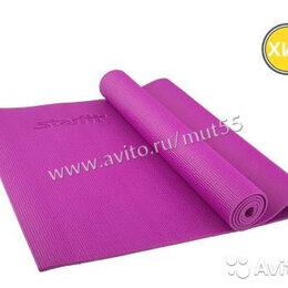 Йога - Коврик для йоги starfit 173x61x0,3см, 0