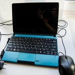 Аксессуары и запчасти для ноутбуков - Нетбук acer aspire one d270 (на запчасти), 0