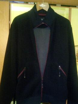 Куртки - Мужская спортивная куртка, 0