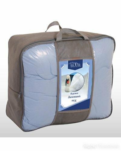 Одеяло «Лебяжий пух» Евро 200х220, 150 г/м2, микрофибра по цене 1829₽ - Одеяла, фото 0